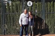 Mañana en @Pista8BCN hablaremos con Marta del Pino campeona de Cataluña Cadete