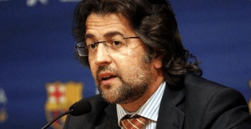 Toni Freixa i Ramon Alfonseda al Tribuna Marca. radiomarcabcn