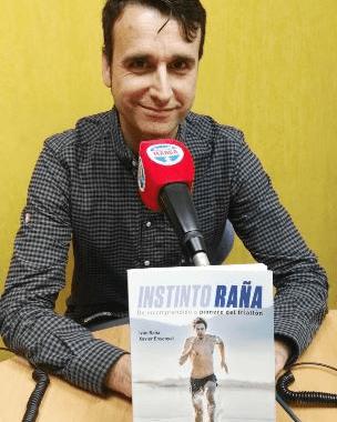 El libro sobre Iván Raña protagonista en el Marca Ciclisme