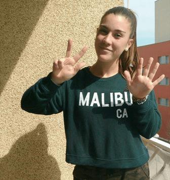 Esther López Campeona de Cataluña Junior, entra en la