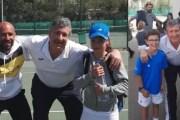 Los campeones de Cataluña Benjamín en