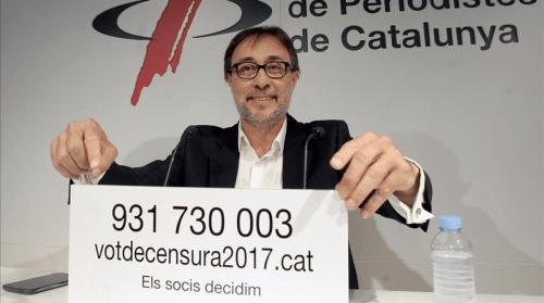 """Benedito en La Ronda: """"Pretendemos que Bartomeu acabe dimitiendo"""" radiomarcabcn"""