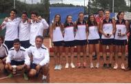 Wimbledon, campeonato de España Alevín y campeonato de España por equipos cadetes en Pista 8