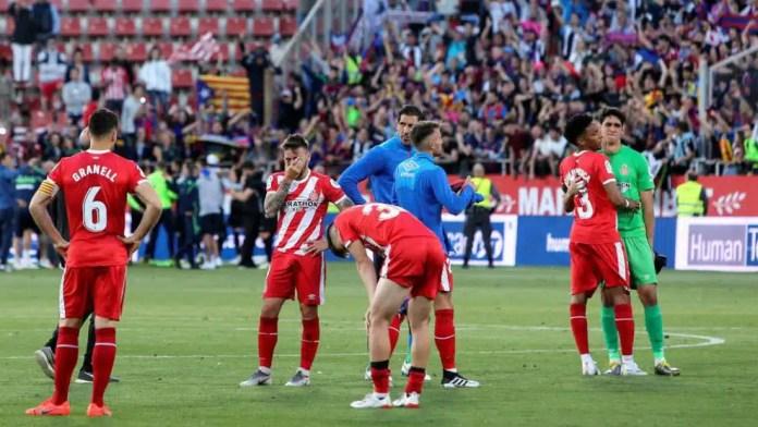 Girona Quique Cárcel