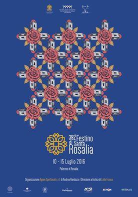 Festino di Santa Rosalia al via la 392 Edizione