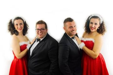 SerioSisters & D'Amore Brothers In Concerto