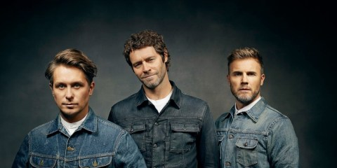 "TAKE THAT - ""GIANTS"" finalmente il nuovo singolo"