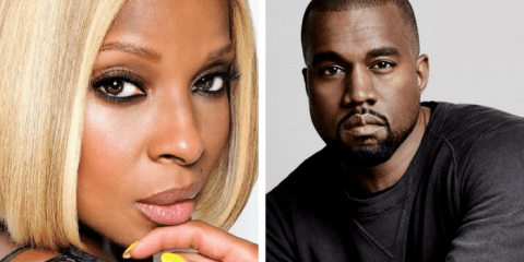 """Mary J. Blige - """"Love Yourself"""" feat. Kanye West"""