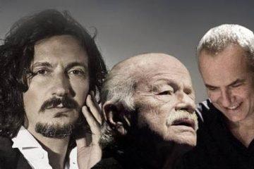 Gino Paoli, Sergio Cammariere e Danilo Rea: 3 Union