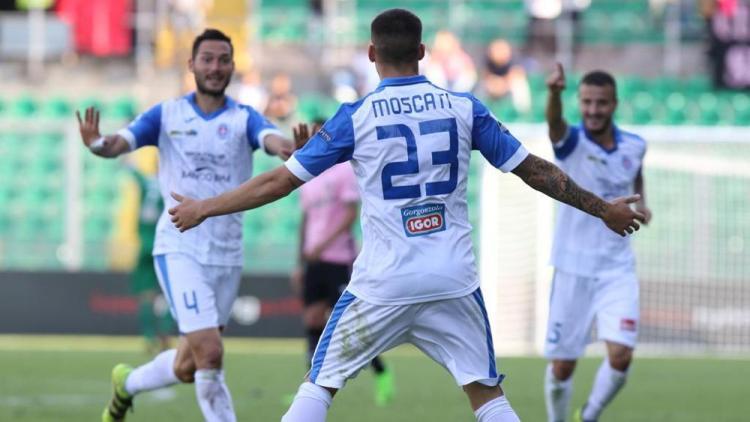 Arriva il ko del Palermo - Novara 0-2