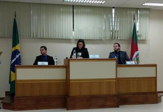 Juíza Gabriela é promovida e vai deixar Comarca de São Luiz Gonzaga