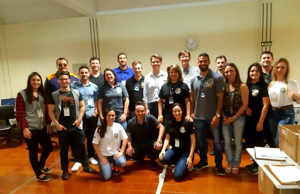 Trabalho da Justiça Eleitoral em São Luiz Gonzaga foi ágil e sem problemas