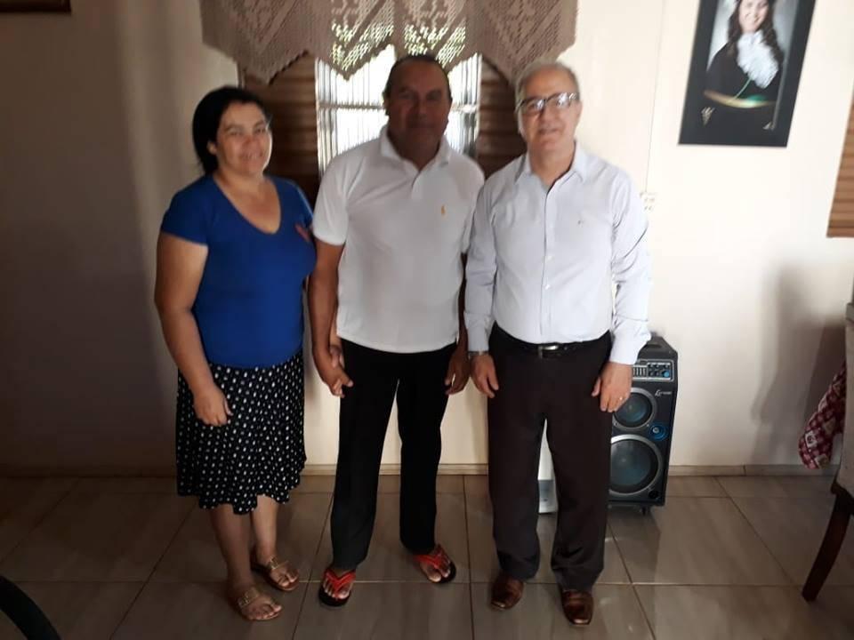 Missionários do Piaui trocam experiências com comunidade evangélica de São Nicolau
