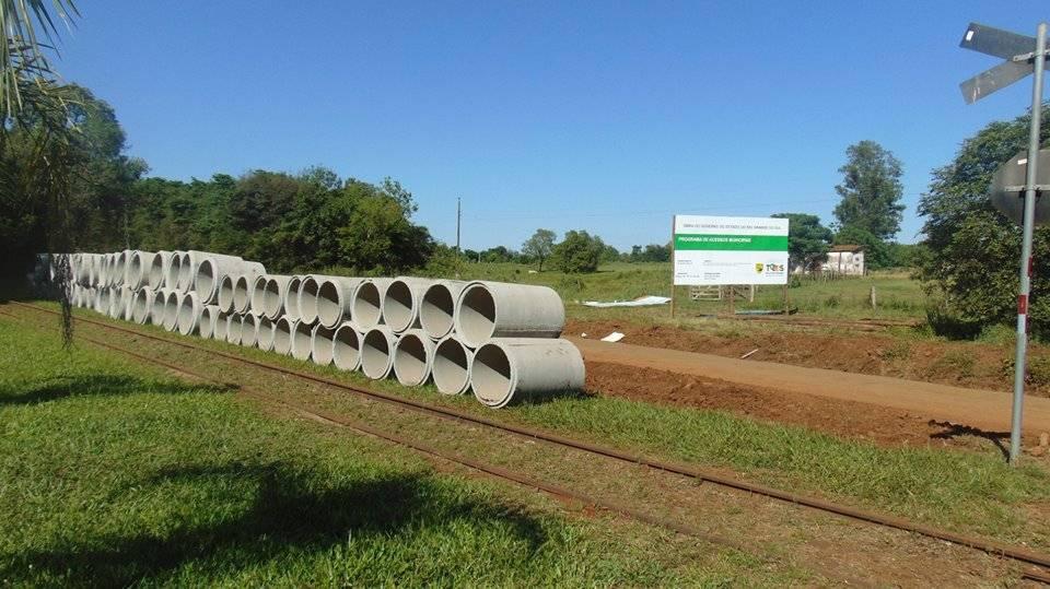 Previsão de término de asfalto na ERS 165 é de 17 meses