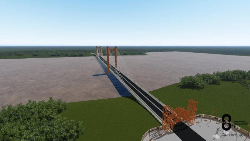 Lideranças trabalham para não perder recurso da ponte de Porto Xavier