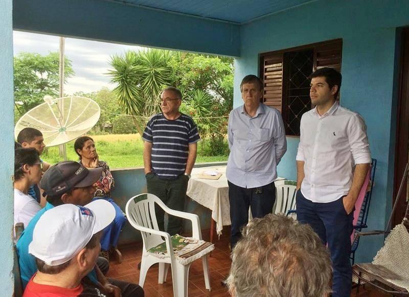 Agora são proprietários: moradores do assentamento Nova Palma recebem titulação definitiva de lotes