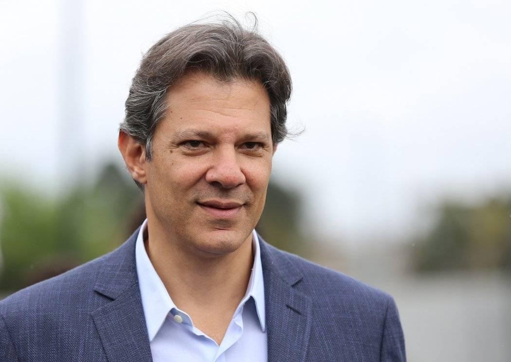 Fernando Haddad foi o mais votado na região