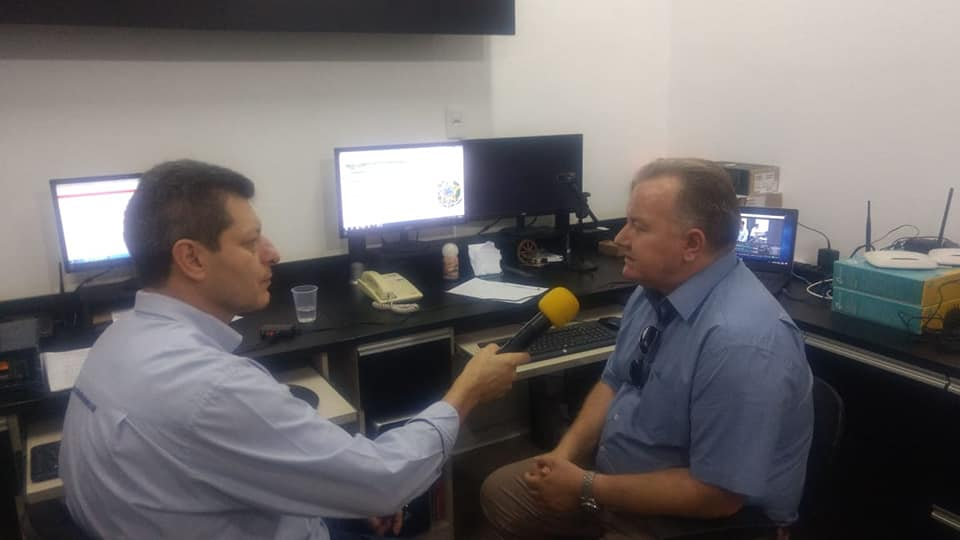Presidente do PSDB de São Luiz Gonzaga comemora vitória de Eduardo Leite