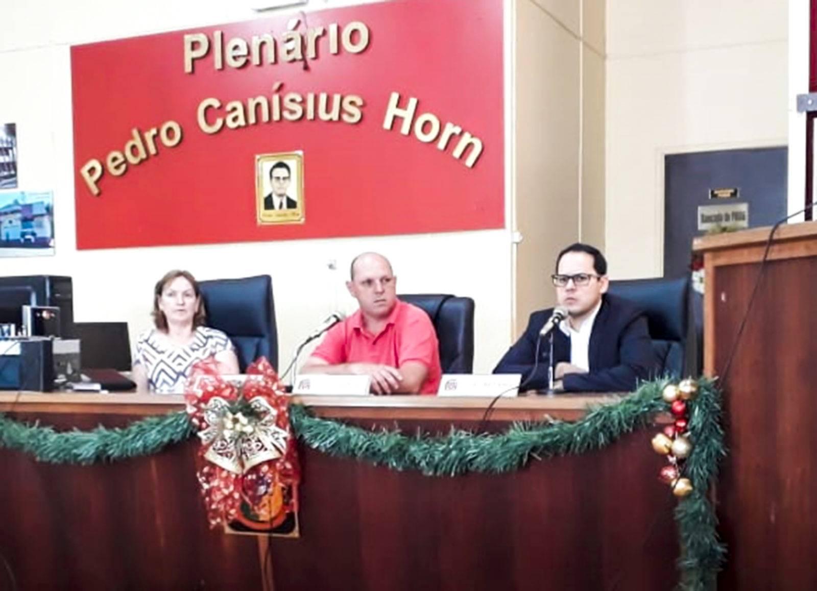 Recomendação da promotoria gera audiência, em Roque