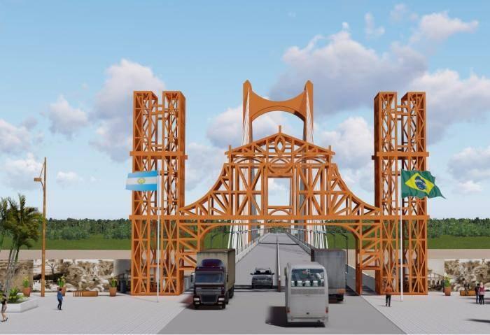 Lideranças irão buscar recursos do PAC II para custear obra da ponte em Porto Xavier