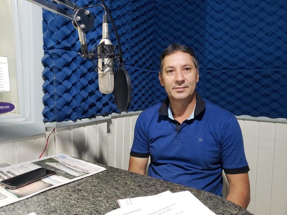 Vereador Francisco Lourenço acredita que não sairá recurso neste ano para asfalto no Rincão São Pedro