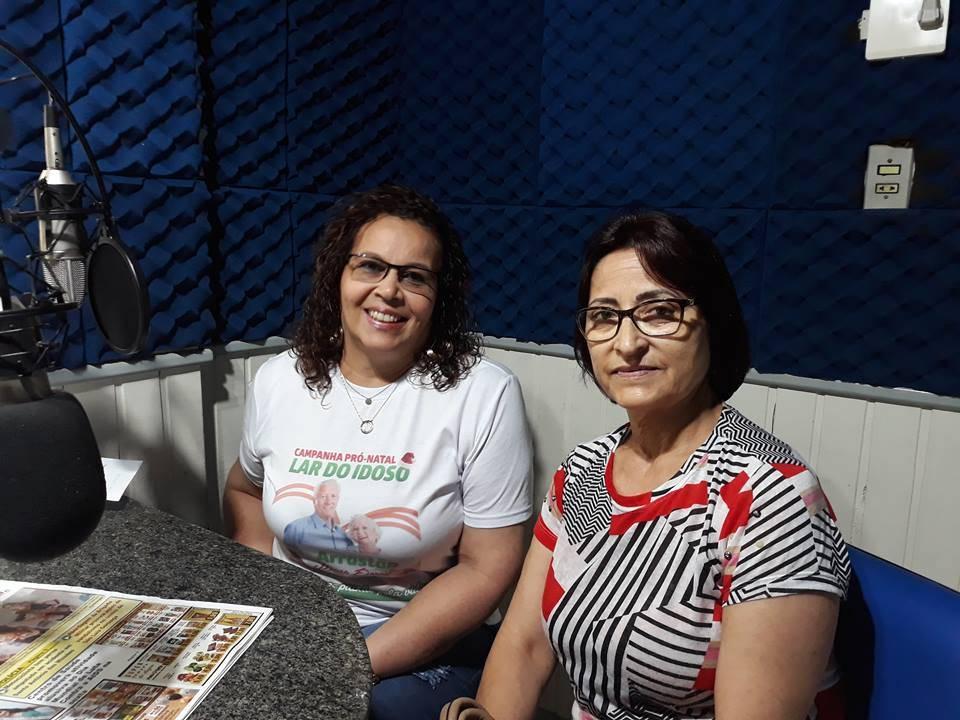Arrastão Mauro Dorneles: voluntárias do lar do idoso convidam a comunidade para ajudar