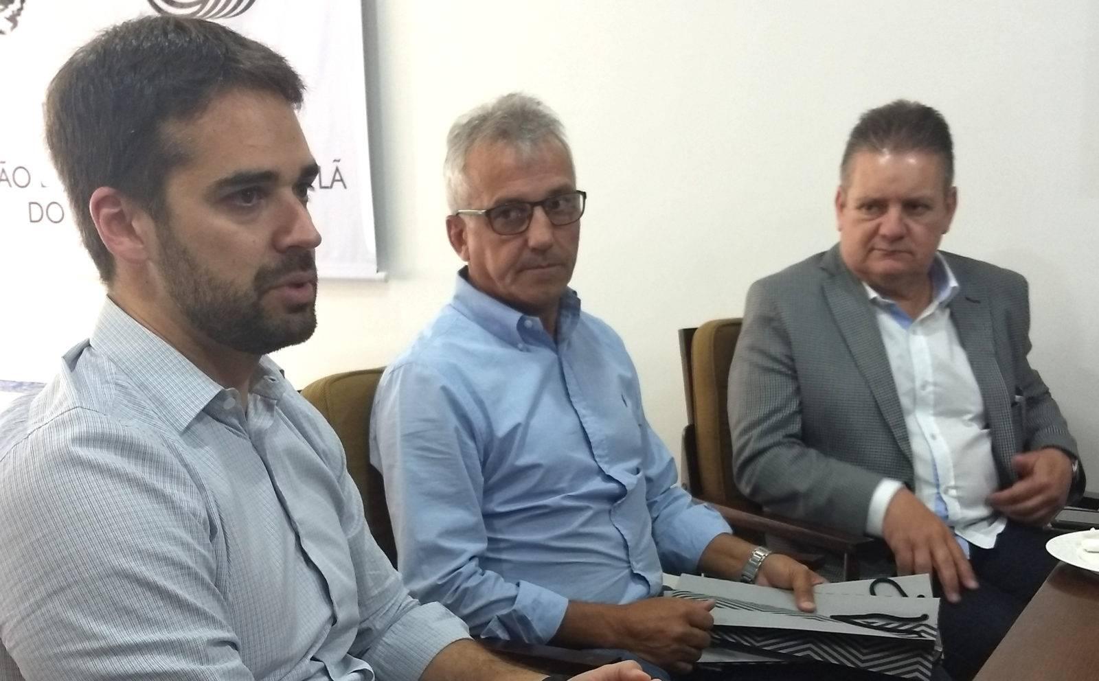 Competitividade pauta reunião de cooperativas agropecuárias com governador eleito