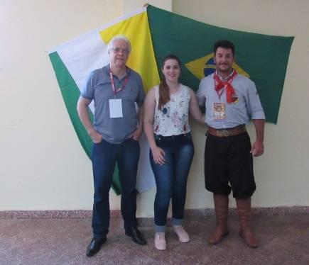 Bossoroquensses integram diretoria da Associação Folclórica Latino-americana