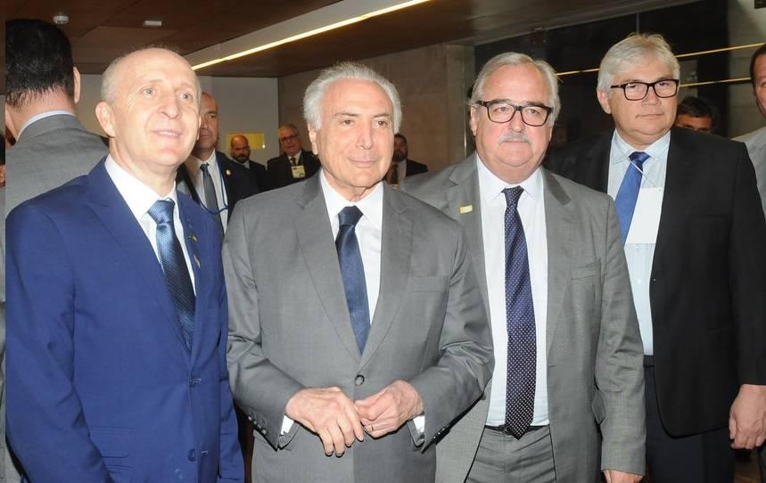Em Brasília, Westphalen defende pauta municipalista e reposição de médicos