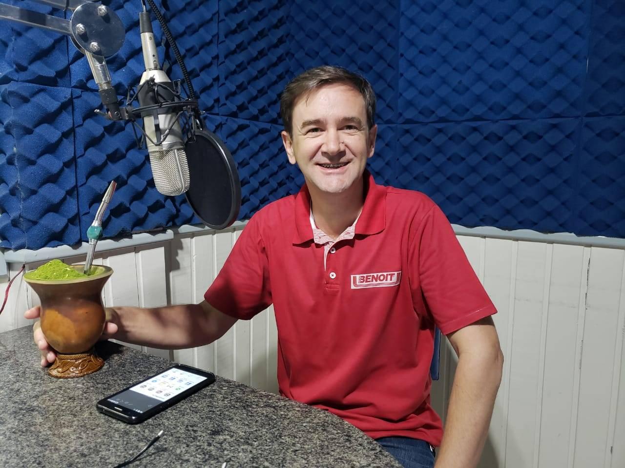 Gerente da Benoit anuncia construção de filial em Santo Antônio das Missões