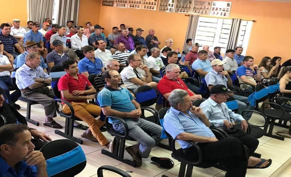Pirapó: evento alusivo ao Novembro Azul ocorre hoje na câmara de vereadores