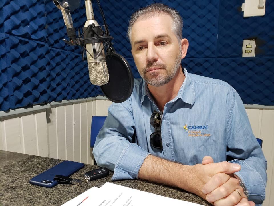 Valdinei Donato comenta sobre posição da Sementes Cambaí, a segunda maior empresa de São Luiz Gonzaga
