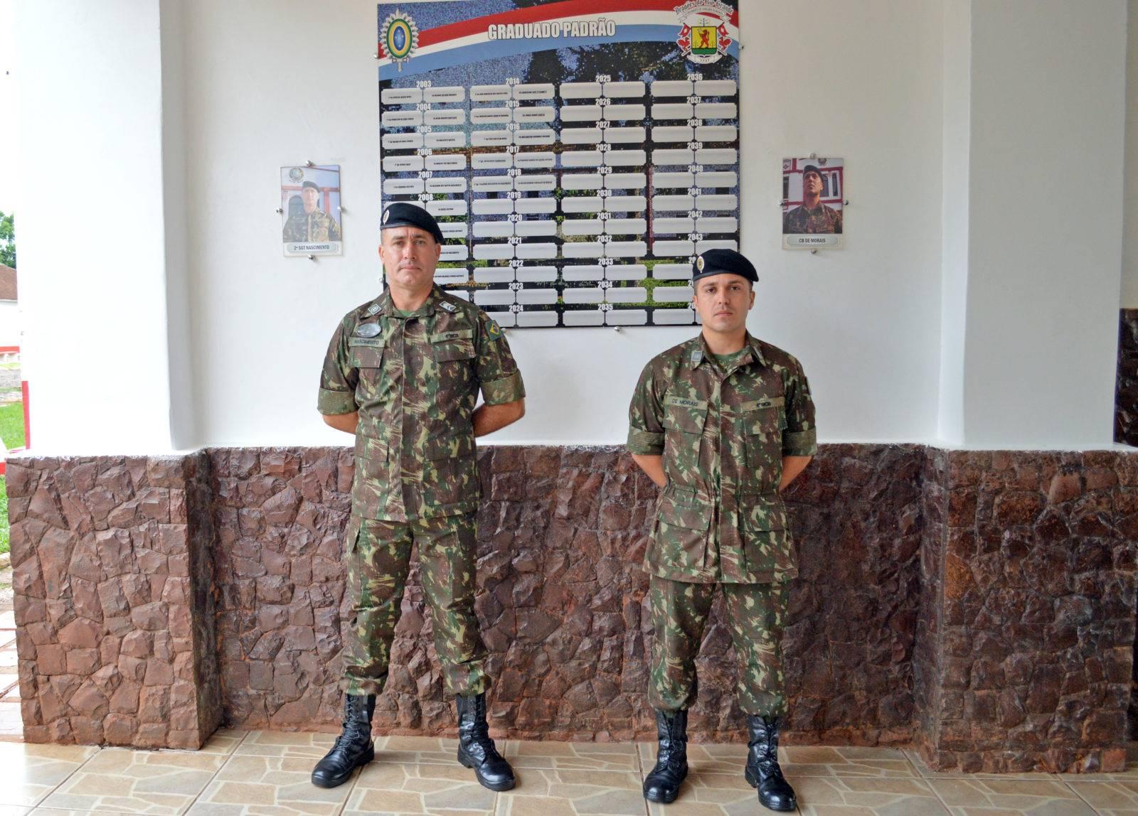 4° RCB homenageia os militares destaques do ano