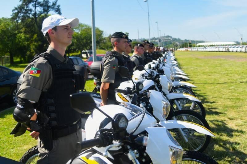 Brigada Militar de São Luiz Gonzaga vai receber moto 0km