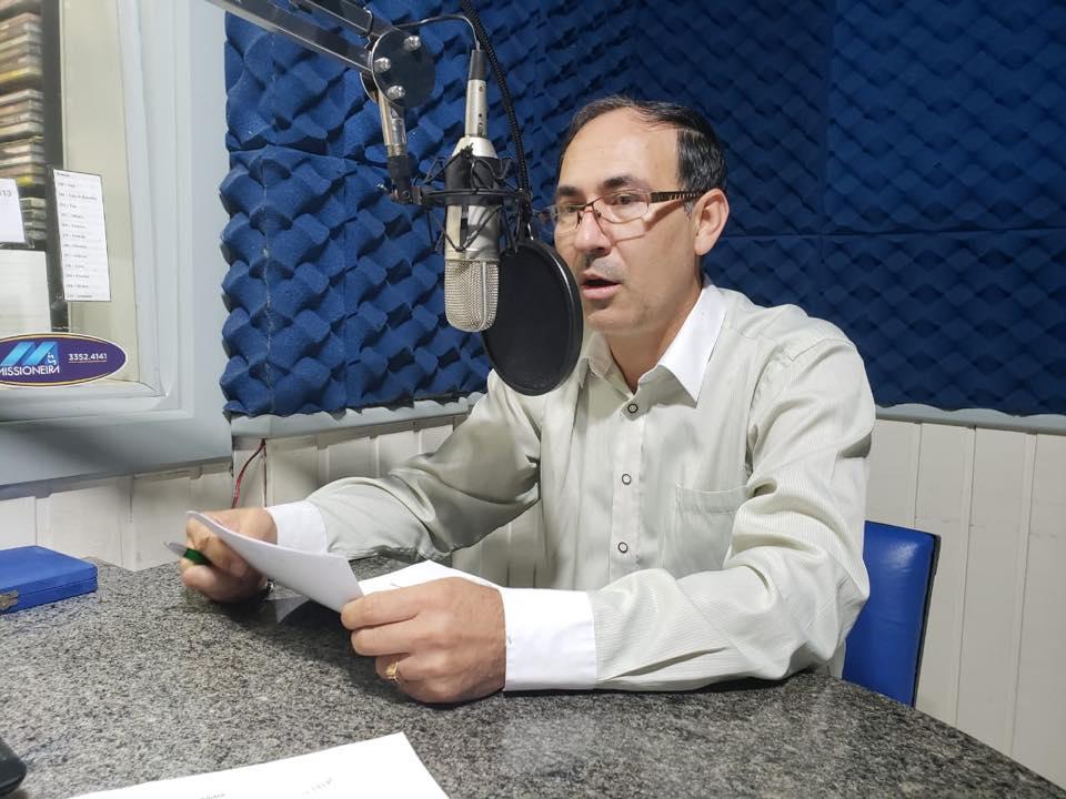 Vereador Reni diz que acordo para mesa diretora não é com partidos, com com cada vereador