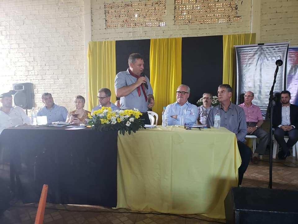 """""""Não teria porque o MDB ficar de fora"""", diz presidente da AMM sobre ingressar em governo de Eduardo Leite"""