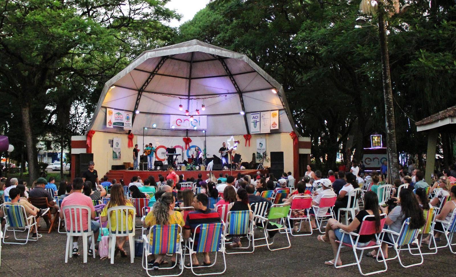 Confira como será o encerramento das atividades do Natal Luz das Missões