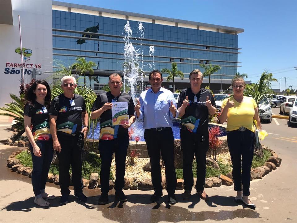 Farmácias São João é a patrocinadora Ouro na Expo São Luiz 2019