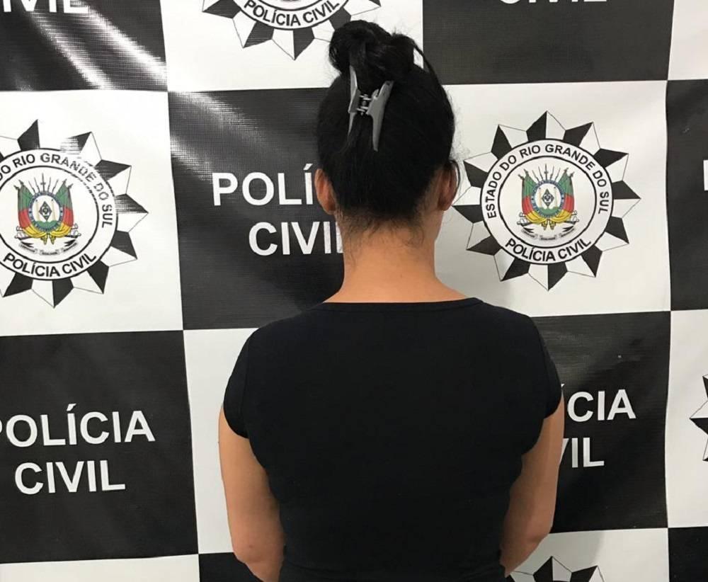 Mulher acusada de lavar R$ 1,3 milhão do tráfico de drogas de São Luiz Gonzaga é presa em Viamão