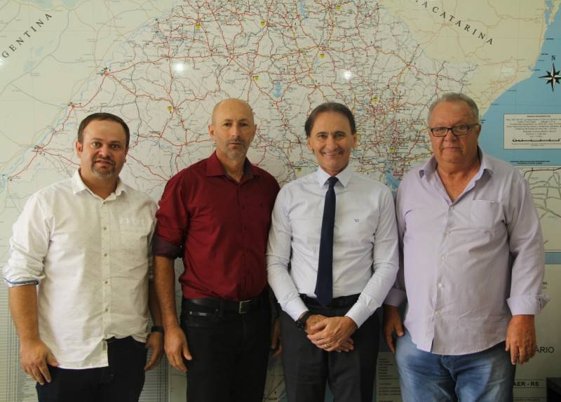 Costella garantiu asfalto na ERS 176, diz prefeito de Santo Antônio das Missões