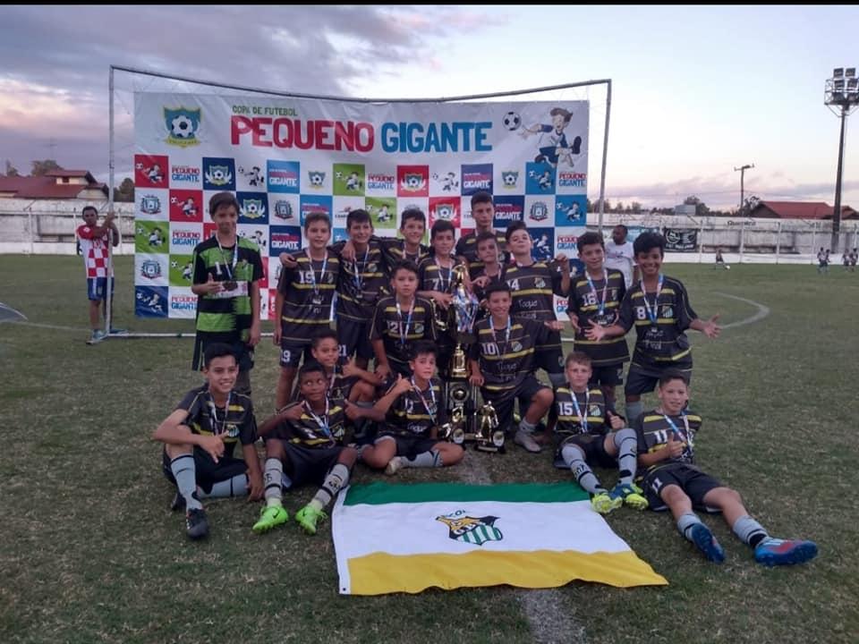 GBB de São Luiz Gonzaga vence copa Pequeno Gigante