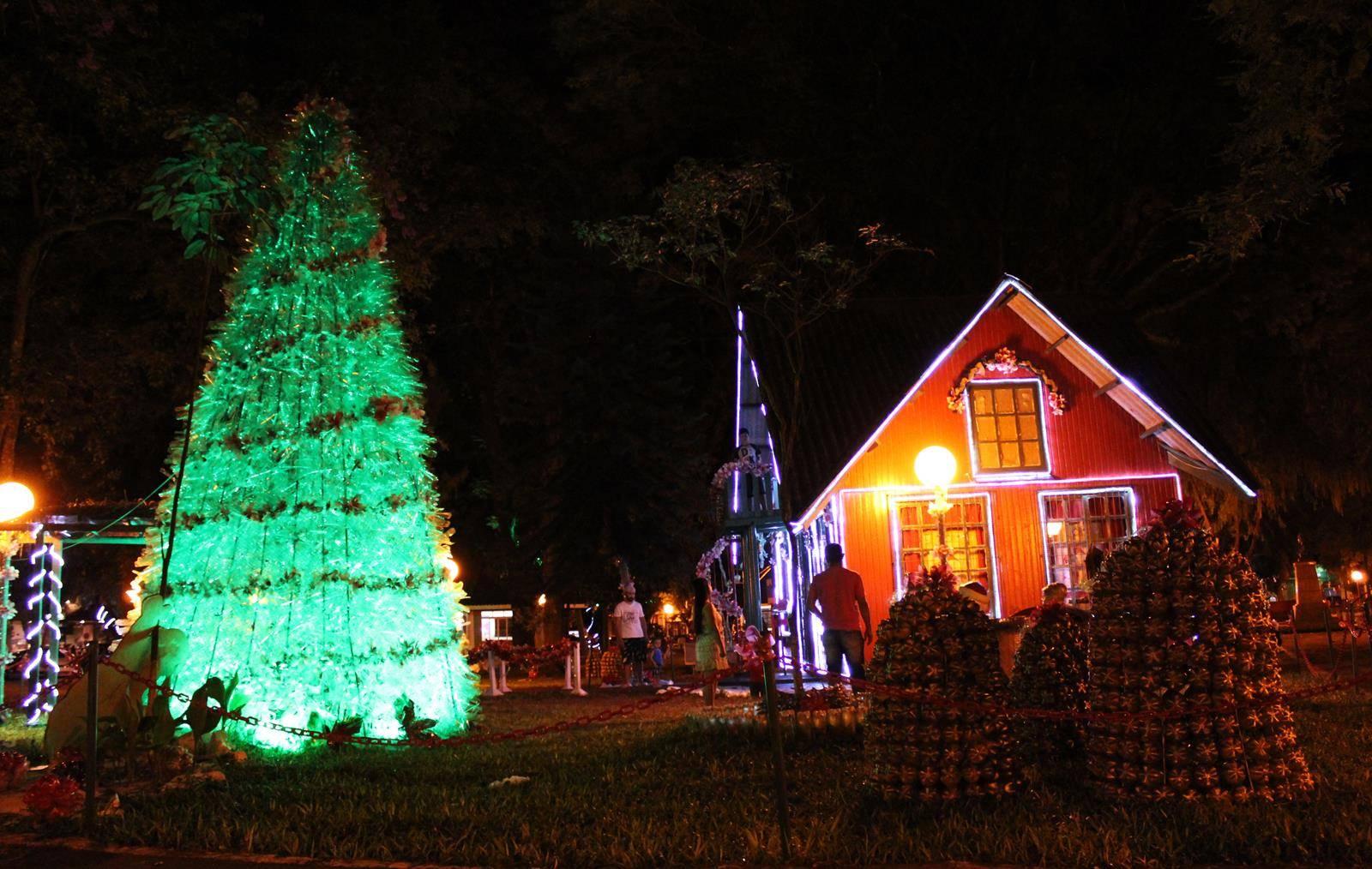 Programação do Natal Luz das Missões encerra hoje com atividade religiosa