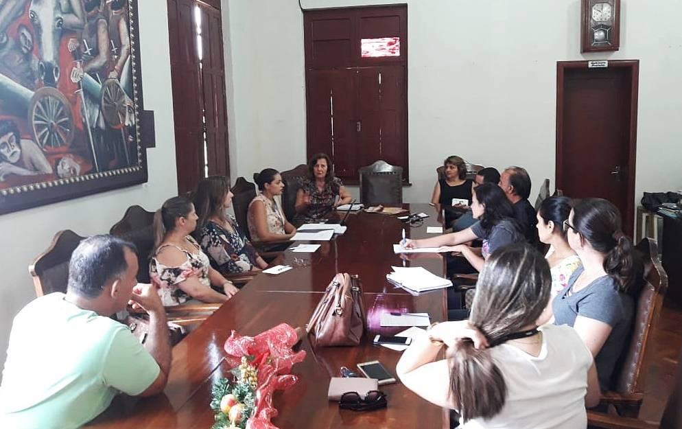 Em reunião de avaliação, comissão do Natal Luz define que nova edição terá mais divulgação na região