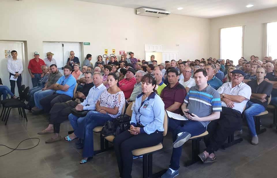 População cobra soluções da RGE Sul em audiência