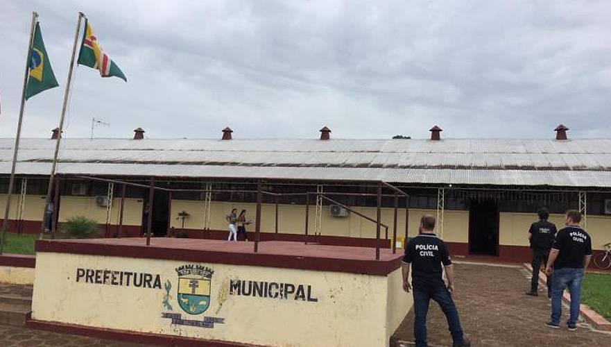 Operação policial investiga esquema de extorsão de funcionários da prefeitura de São Nicolau