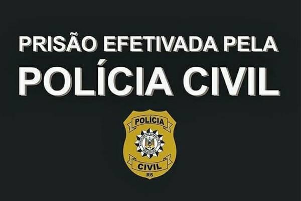 Polícia Civil prende foragida do sistema prisional