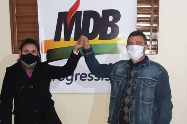 Rolador: coligação União Pela Mudança define João Alberto e Loiara como candidatos