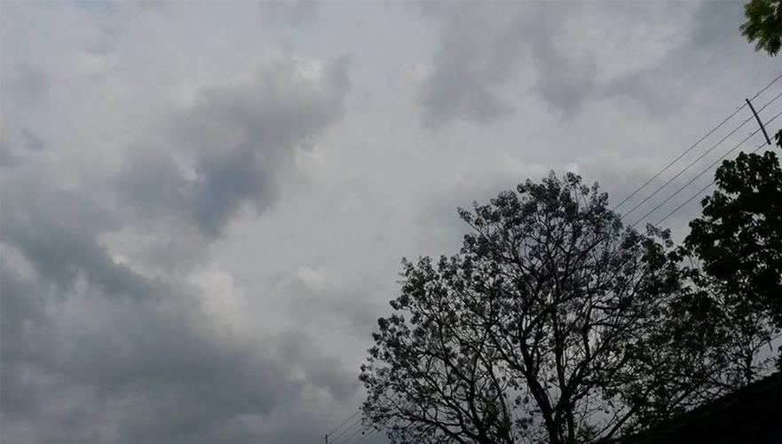 Semana inicia com instabilidade e tempo oscila bastante nos próximos dias