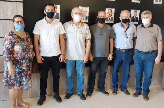 Prefeito eleito de Itacurubi reforça convite para a Coopatrigo se instalar em seu município