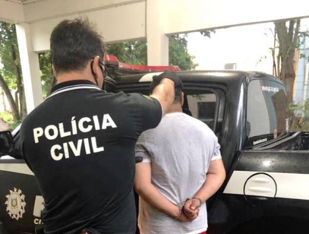 Porto Xavier: Polícia Civil prende duas pessoas envolvidas com o tráfico de drogas
